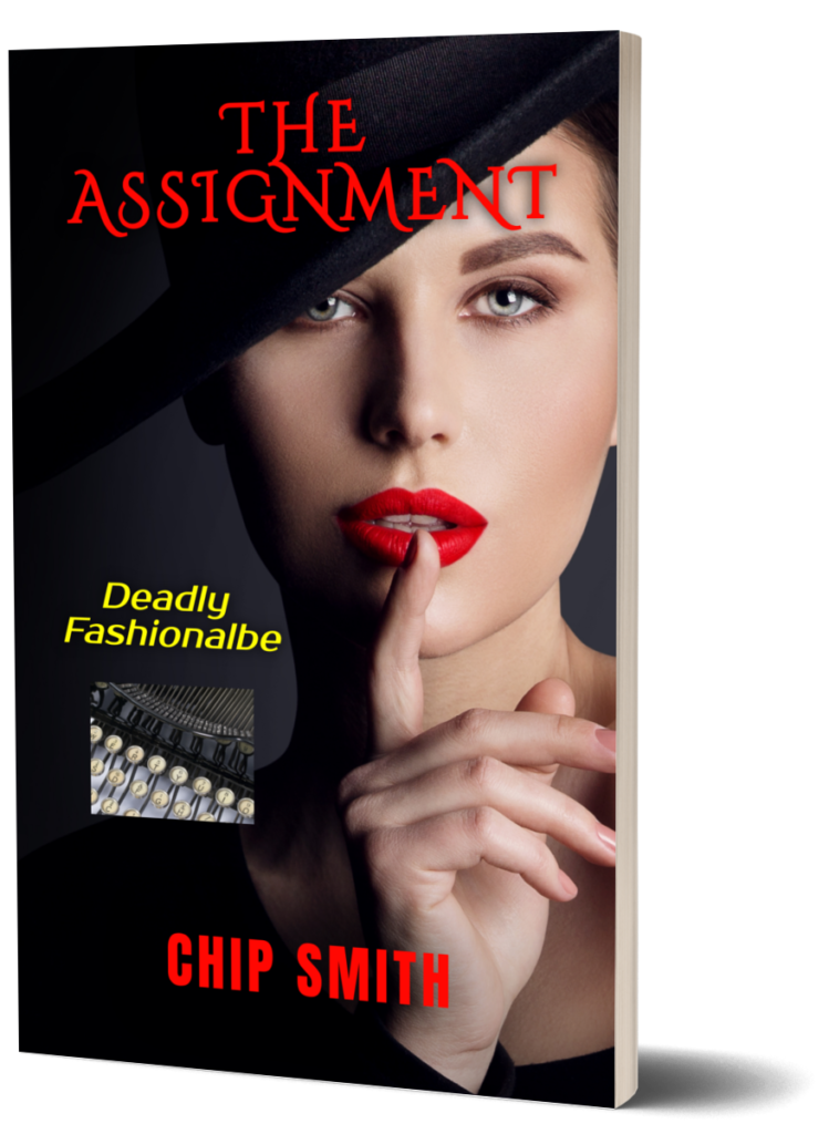 The Assignment By Chip Smith Book Cover