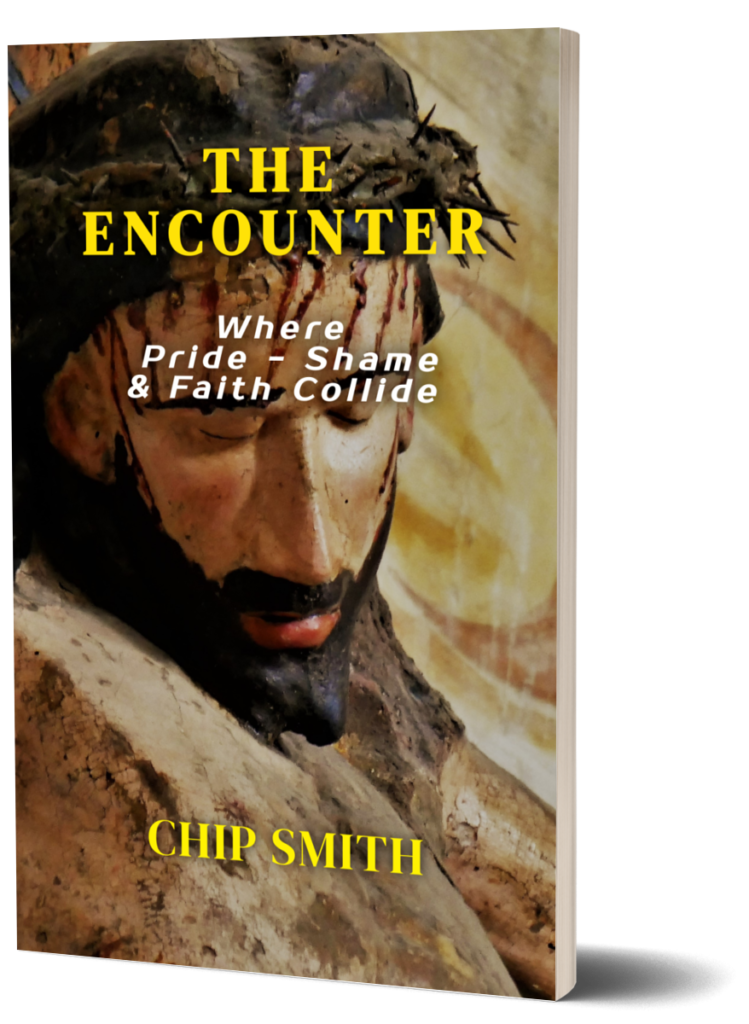 The Encounter By Chip Smith Book Cover