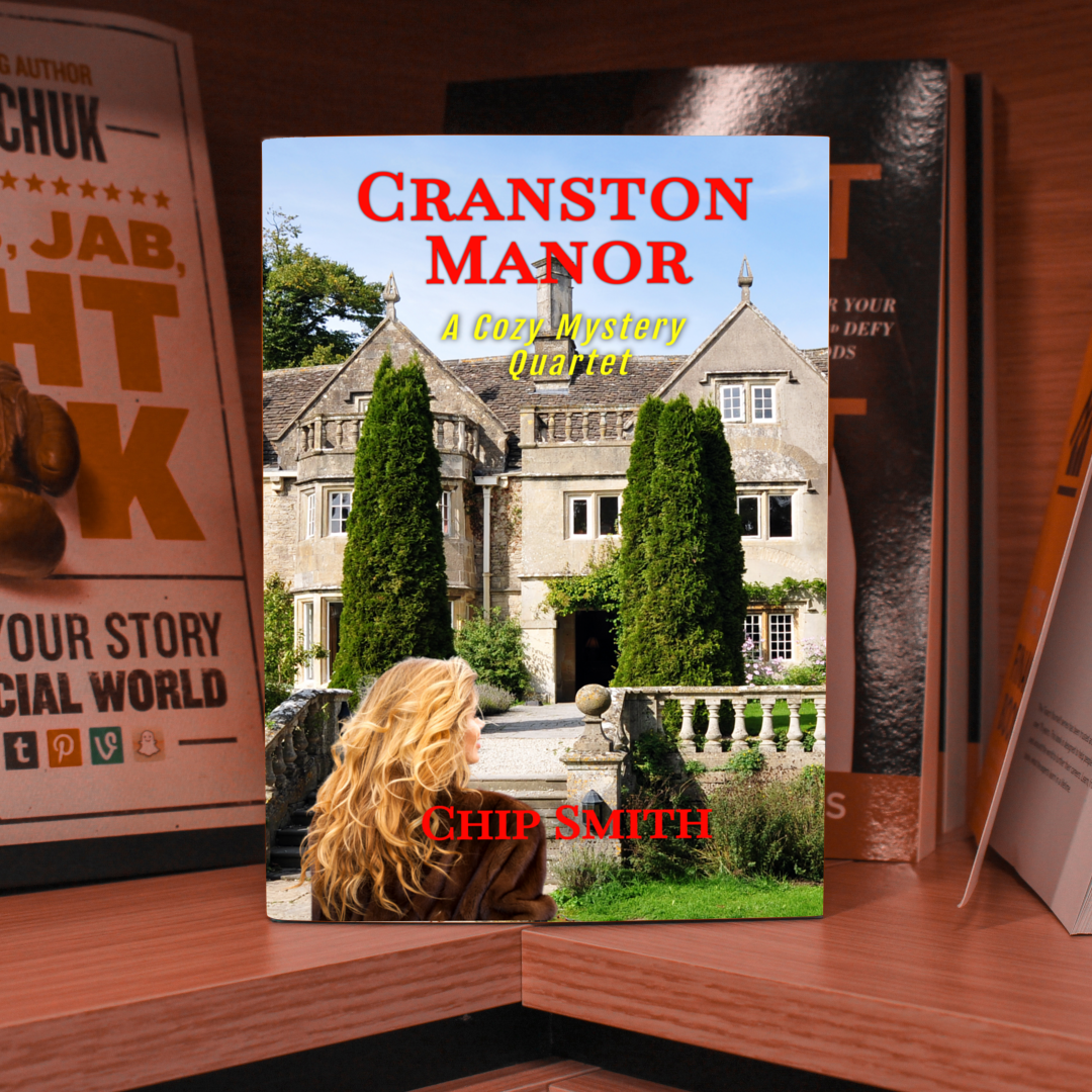 Cranston Manor by Chip SmithFront cover